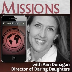 Ann Dunagan - Director of Daring Daughters