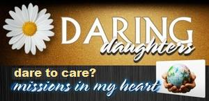 Daring Daughters - Dare to Care - memory challenge