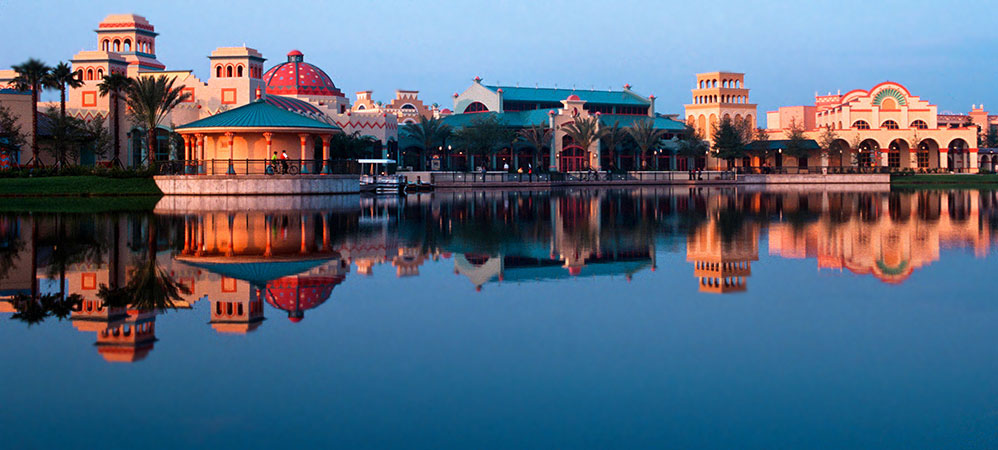 February 10th - (Optional) DD@D - Small-group coaching - meet-up at Coronado Springs