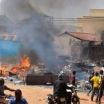 72 Churches in Niger burned